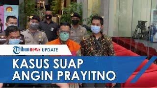 Petinggi Ditjen Pajak Angin Prayitno Aji Ditetapkan Jadi Tersangka oleh KPK, Tangan Tampak Terborgol