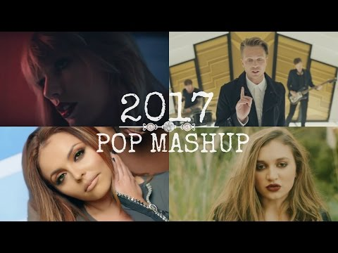 Pop Songs World 2017 - Mashup [+18 Songs] (Happy Cat Disco)