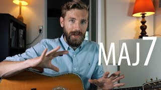 It makes you sound better: SEVENTH CHORDS! Music Theory ep. 6