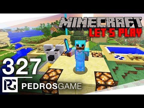 DOKÁŽETE TO POSTAVIT?   Minecraft Let's Play #327