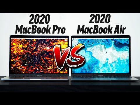 External Review Video eC8qy0xdtx8 for Apple MacBook Air Laptop (2020)