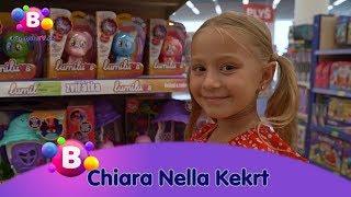 12. Chiara Nella Kekrt - dejte jí svůj hlas