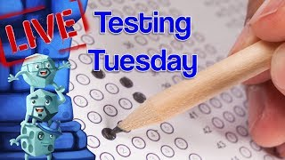 Testing Tuesday - Funkoverse and more!