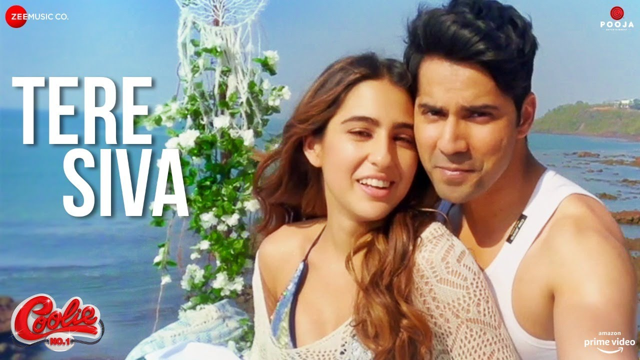 Tere Siva Lyrics - Coolie No.1 Bollywood | Varun Dhawan, Sara Ali Khan - Renessa Das, Ash King Lyrics