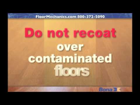 How to Prepare a Wood Floor for Recoat