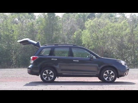 Test Drive 2016 Subaru Forester