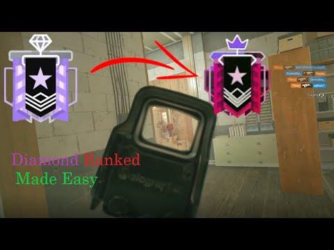 Diamond Ranked Made Easy - Rainbow Six Siege