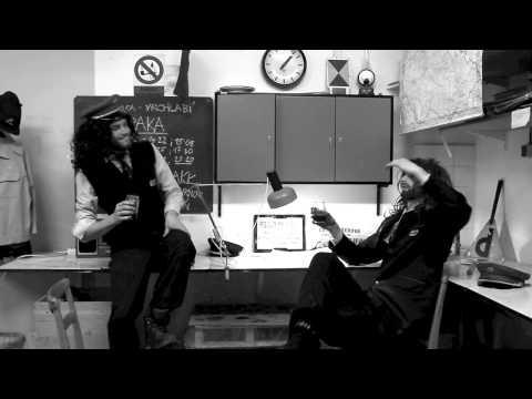 kpfrm / monstral ego - Záclony s hořčicí