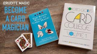 How to Learn Card Magic