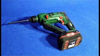 Parkside PABH 20 Li B2 LIDL Schlagbohrer Bohrhammer