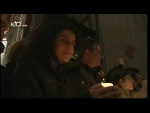 Messe pour la journée mondiale de la vie consacrée