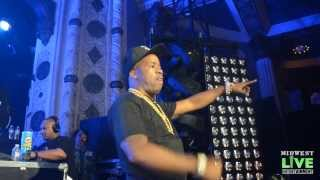 YO GOTTI : STANDING IN THE KITCHEN - LIVE PERFORMANCE @ THE METRO CHICAGO, IL 10-29-2013