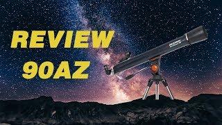 Celestron AstroMaster 90AZ Telescope Review 2018