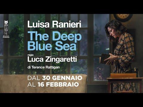 Teatro Manzoni / Video / Luisa Ranieri Protagonista In The Deep Blue Sea