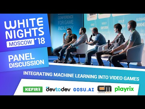 PANEL DISCUSSION: Integrating Machine Learning Into Video Games