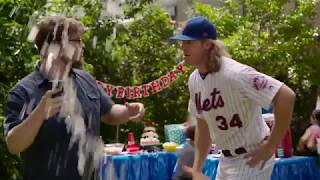Check out Ian with Noah Syndergaard in this DELTA Airlines Spot!