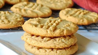 peanut butter cookie recipe with powdered sugar
