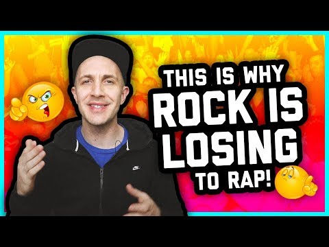 WHY RAP IS WINNING AND ROCK IS LOSING: Crab Mentality!