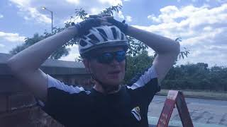 Day 8 - Lancaster to Manchester (Ironman or Schumann?)