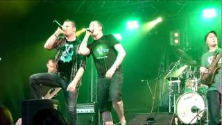 Video Brainscan - Punishment & Set If Off (live @ Hradec Králové - Roc
