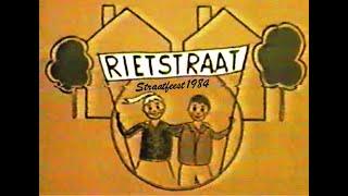 Straatfeest Rietstraat Oisterwijk, 1984