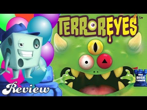 TerrorEyes Review - with Tom Vasel