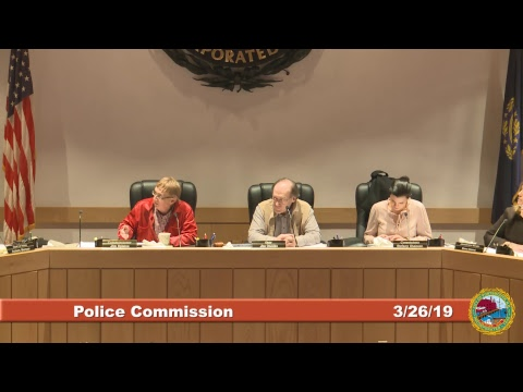 Police Commission 3.26.2019