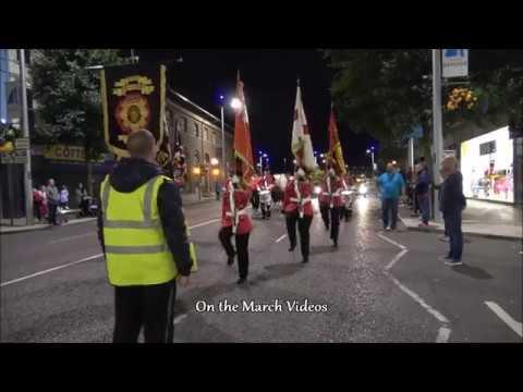 Pride of Knockmore @ Bangor Protestant Boys Parade 2018