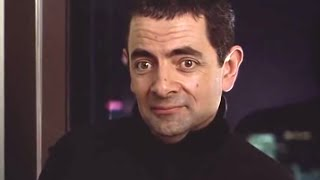 Wrong Building   Johnny English   Funny Clip   Mr Bean Official