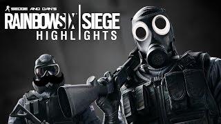 TACTICAL TWATS | Rainbow Six Siege Highlights