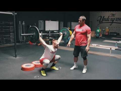 (06/15) KLOKOV – Snatch: Common Technique Errors [Weightlifting Guide w/ Dmitry Klokov]
