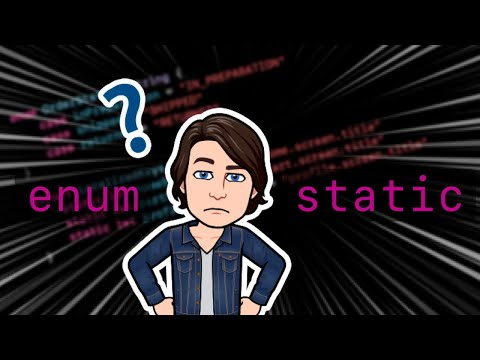 enum vs static: how do you choose? 🤔 thumbnail