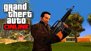 """GTA 5 Online - How To Make """"TONI CIPRIANI"""" From Liberty City Stories In GTA Online! (GTA V)"""