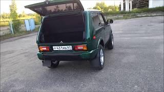 #7 Нива 1989 Салон 21214м/URBAN, бензобак 21214 н.о. Планы на след. видео.