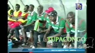 RDC vs KENYA match Amical du 04 octobre 2016