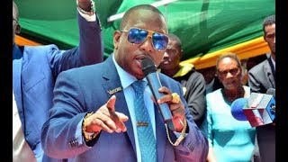 Sonko says his deputy a non-issue - VIDEO