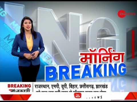 Morning Breaking: Amit Mitra calls BJP 'militant entity'