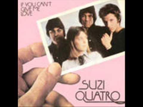 """SUZI QUATRO """" FEAR OF THE UNKNOWN """""""