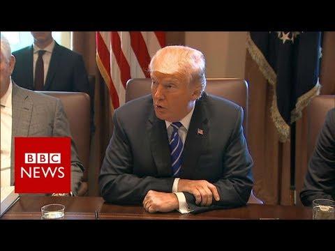 Trump: 'North Korea supported acts of international terrorism'- BBC News