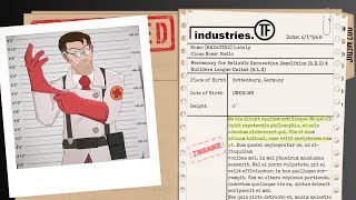 TF2: A Complete History of the Medic