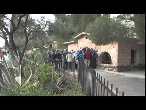 CN Notícias: Número de peregrinos na Terra Santa cresce durante a Quaresma