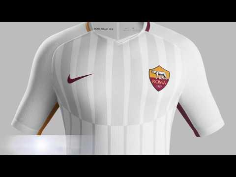 Nike AS Roma 2017/2018 Away Jersey