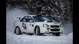 CRC - Cochrane Winter Rally