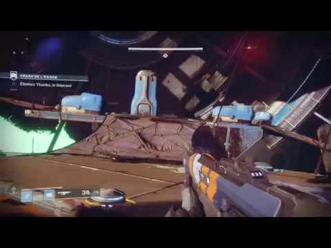 Destiny 2 Nessus Strike Exodus Crash Final Boss