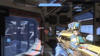 UpmarketPudding POV :: Dispatch Flag :: Halo 4