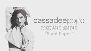 Cassadee Pope Sand Paper