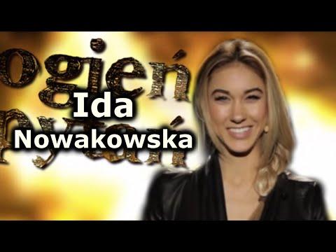 Ida Nowakowska - Ogień Pytań
