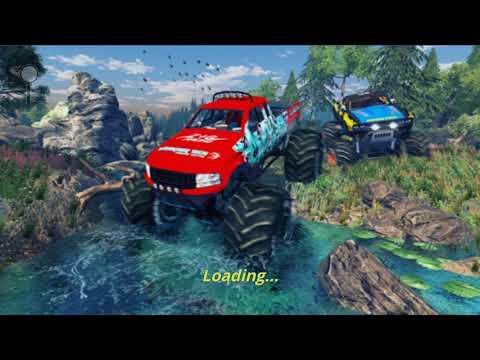 Monster 4×4 Stunt Racer