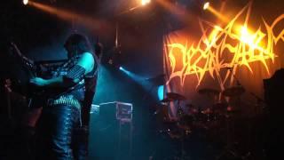 Desaster - Metalized Blood ( Headbanging Enschede 2010 )