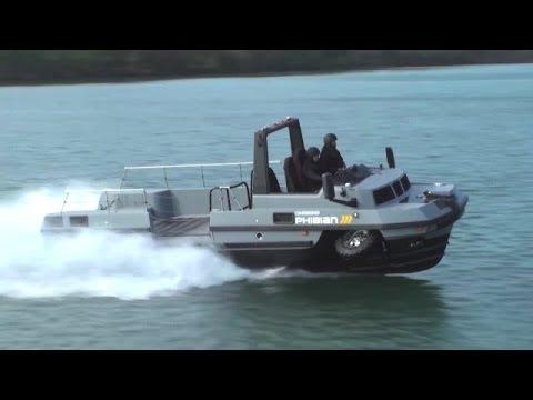 Gibbs Sports - Phibian High Speed Amphibian Vehicle [360p]